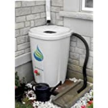 rain barrel diverter