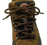 GREATLACES 72 inch Rust w/Black Kevlar (R) proTOUGH(TM) Boot Shoelaces 2 Pair Pack