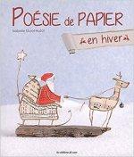 """Résultat de recherche d'images pour """"poésie de papier en hiver"""""""