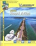 Michelin North America Road Atlas 2020: USA, Canada and Mexico