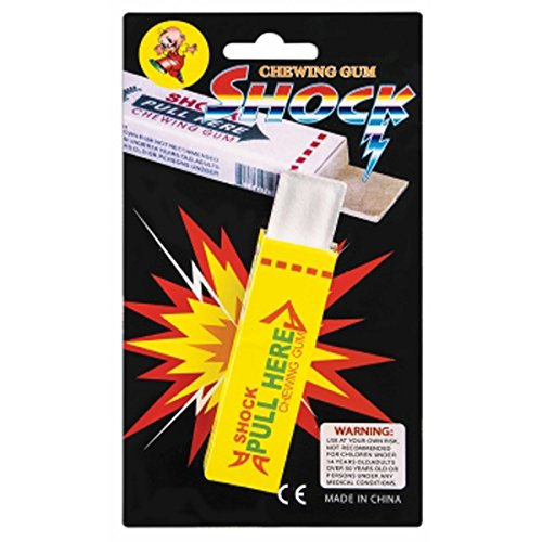 Towallmark Shock Chewing Gum
