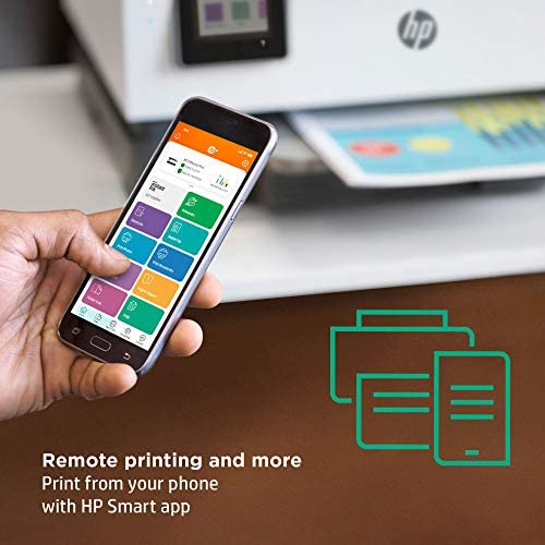 HP OfficeJet Pro 8025e All-in-One Wireless Color Printer for home office, with bonus 6 months free Instant Ink with HP+ (1K7K3A)