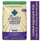 BLUE Basics Limited Ingredient Grain-Free Turkey & Potato Dog Food