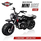 Mega Moto MM-B212-RB With Suspension 7.5HP Classic 212CC Mini Bike
