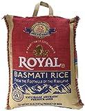 Royal White Basmati Rice, 20 Pound Bag