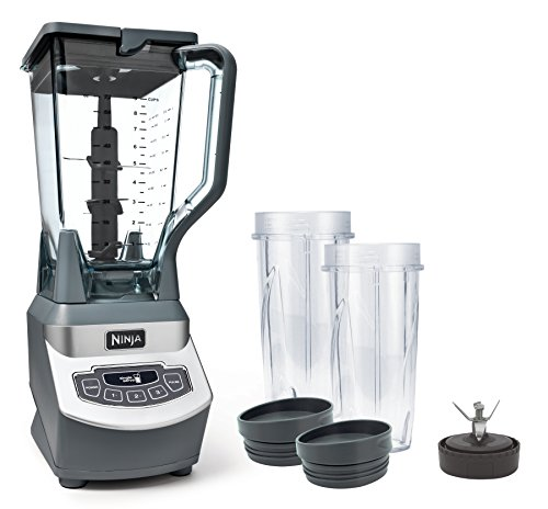 Ninja Professional Countertop Blender with 1100-Watt Base,...
