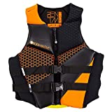 Body Glove Men's Phantom Uscga Life Vest, XX-Large, Orange/Black