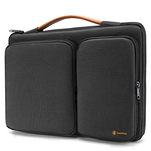 """tomtoc 360° Protective Laptop Sleeve Compatible with New MacBook Air - 13.3"""" Retina Display 2018 A1932