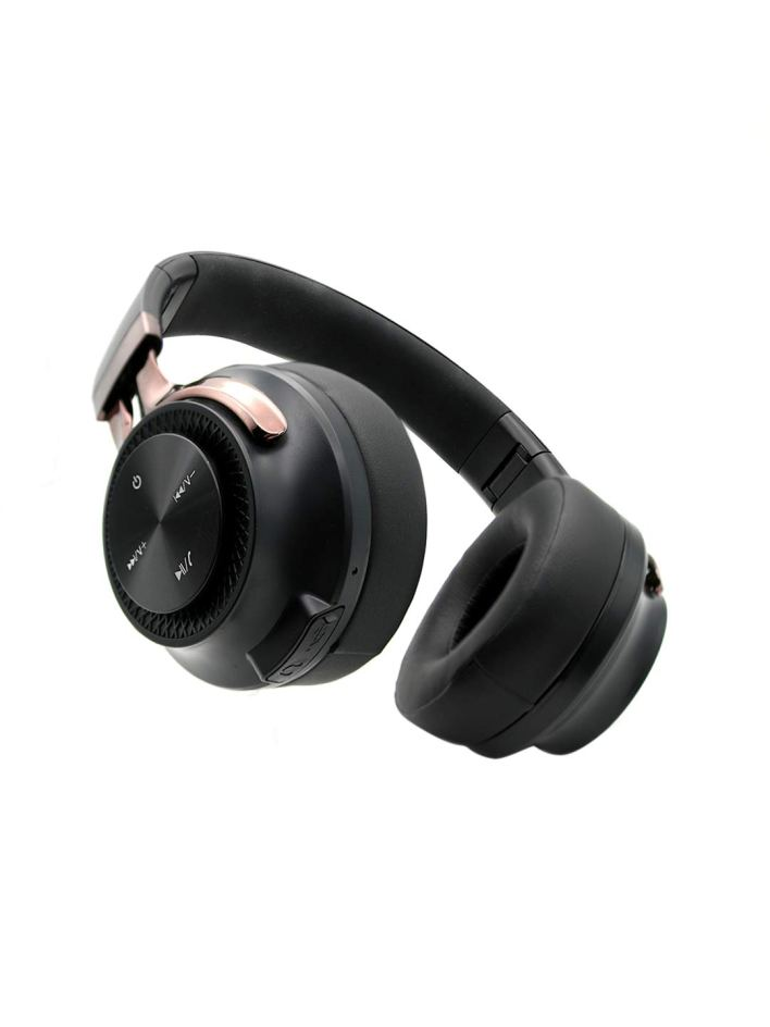 Hammer Bash Over The Ear Wireless Bluetooth Headphones with Mic,