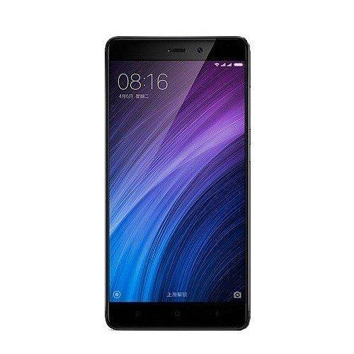 Xiaomi Redmi 4A 16GB Dual SIM 13MP - 4G LTE Factory Unlocked Smartphone - International Version (Gray)