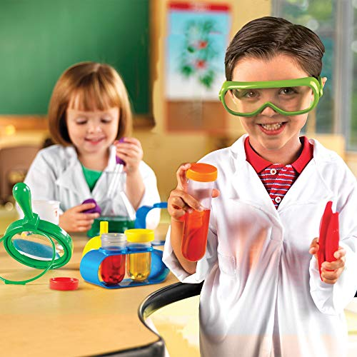 Learning Resources Primary Science Set de laboratorio, 12 Piezas