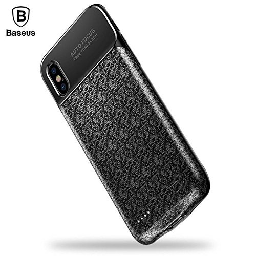 BASEUS Powerbank Battery case/Cover 3500 mAh for iPhone x/10 1