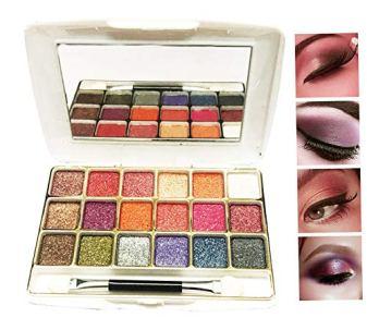 volo-Stylish-Beauty-combo-makeup-set-3-Pcs-Lipsticks1-Eye-Shadow-1-Foundation1-Eyeliner-1-Compact-1-Kajal-1-Pouch-Set-of-9-Pcs-C11