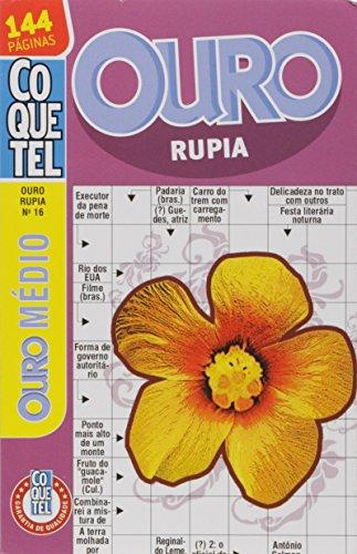 Coquetel. Ouro Rupia - Nível Médio. Livro 16