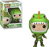 Funko Pop! Games: Fortnite - Rex, Multicolor