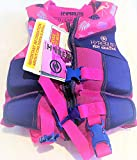 Hyperlite Wake Co Kids Collective Life Vest 33-55lbs USCG/TC Approved - Child - Pink/Purple
