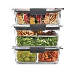 Leak-Proof Food Storage