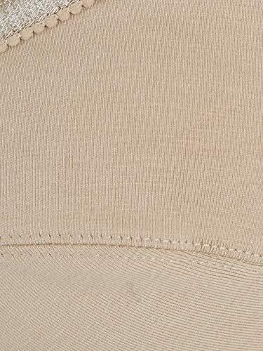 Jockey Women's Cotton Cross Over Bra