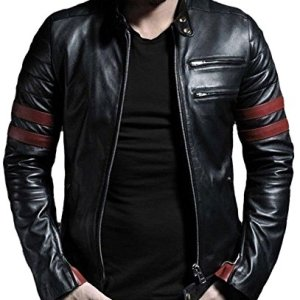 Laverapelle Men's Genuine Lambskin Leather Jacket (Black, Racer Jacket) - 1501535 13 🛒 Fashion Online Shop gifts for her gifts for him womens full figure
