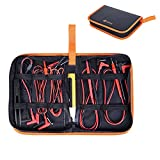 HUAHA Multimeter Electronic Test lead kit with Voltage Tester Pen (4mm diameter banana)