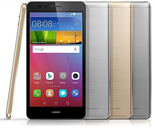 Huawei GR5 KII-L23 Kiwi 4G LTE Fingerprint Sensor Octa Core 16GB 13 MP 2GB Ram Dual Sim Factory Unlocked (Silver)