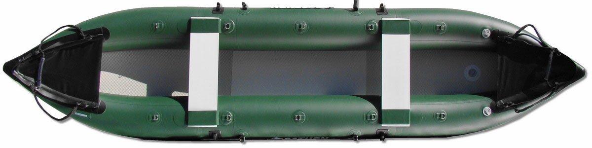 13' Pro-Angler Fishing Inflatable Kayaks