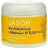 Revitalizing Vitamin E Creme 5,000 IU Jason Natural Cosmetics 4 oz Cream