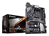 GIGABYTE B450 AORUS Elite (AMD Ryzen AM4/ M.2 Thermal Guard/Hmdi/DVI/USB 3.1/DDR4/ATX/Motherboard)