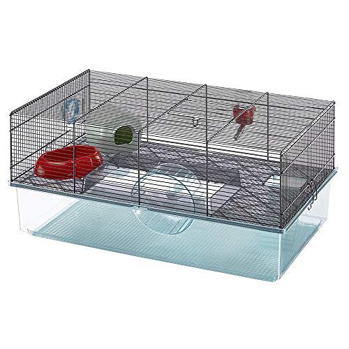 Ferplast Hamster Cage, Black