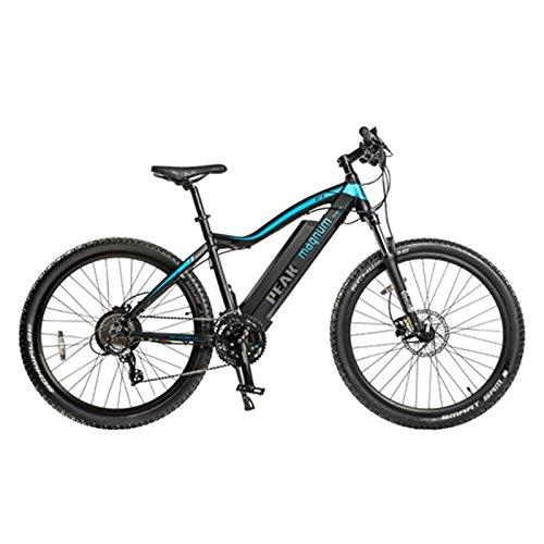 "Magnum Peak Electric Mountain Bike - Black - 27.5"" Wheels"