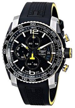 Tissot Men's T0794272705701 PRS 516 Analog Display Swiss Automatic Black Watch