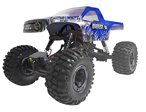 Everest-10 1/10 Scale Rock Crawler (Blue)