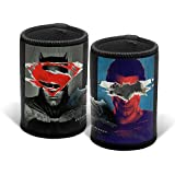 Licenssing Essentials Batman VS Superman Can Cooler Stubby Holder