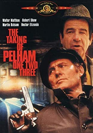 Image result for The Taking of Pelham One Two Three,