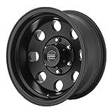 American Racing Custom Wheels AR172 Baja Satin Black Wheel (16x8