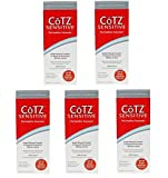 Cotz Spf 40 UVB/UVA Sunscreen for Sensitive Skin, 3.5 Ounce (Set of 5 (17.50 oz))