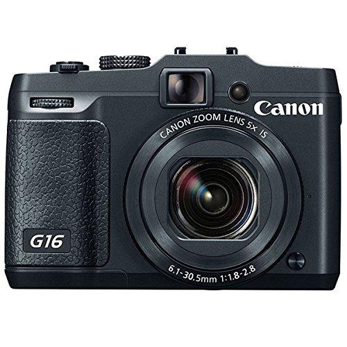 Canon PowerShot G16 12.1MP