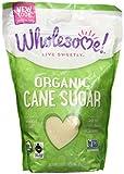 Wholesome Sweeteners, Organic Sugar, Cane, 2 lb