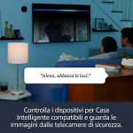 Fire TV Stick 4K Ultra HD con telecomando vocale Alexa di ultima generazione | Lettore multimediale