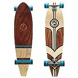 Kryptonics 165849 36' Longboard Complete Skateboard