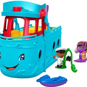 Fisher-Price Little People Travel Together Friend Ship 51pSlfFcnRL