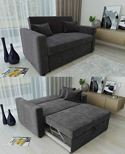 Ravena 2 Seater Sofabed In 4 Colours Pu Buy Online In Malta At Desertcart