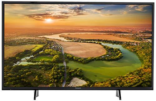 Panasonic 108 cm (43 inches) 4K Ultra HD Smart LED TV TH-43GX600D (Glossy Black) (2019 Model) 148