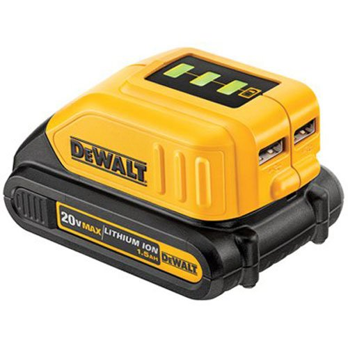DEWALT DCB090 12V/20V Max USB Power Source