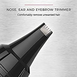 Remington PG525 Head to Toe Lithium Powered Body Groomer Kit, Beard Trimmer (10 Pieces)  Image 5