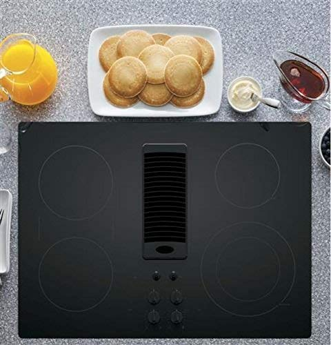 GE PP9830DJBB 30 Inch Smoothtop Electric Cooktop