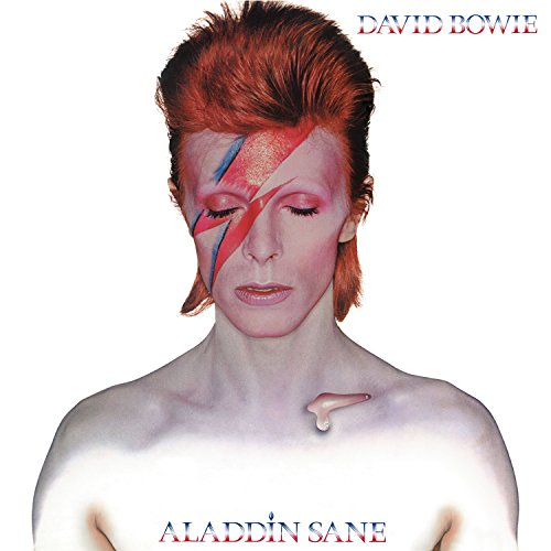 Aladdin Sane: David Bowie, David Bowie: Amazon.fr: Musique