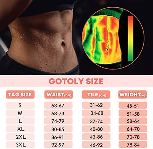 Portzon Waist Trainer for Women, Women's Underbust Latex Sport Girdle, Corsets Hourglass Body Shaper, Waist Trainer for Women Weight Loss Everyday Wear 2