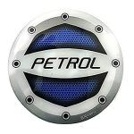 Reflective Blue Petrol Inside Decal/Sticker Car Fuel Lid for Maruti Baleno (Sticker Size: 10cm X 10cm)