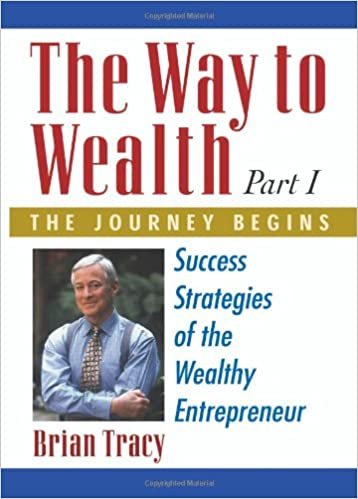 Brain Tracy Books Review- Wealth
